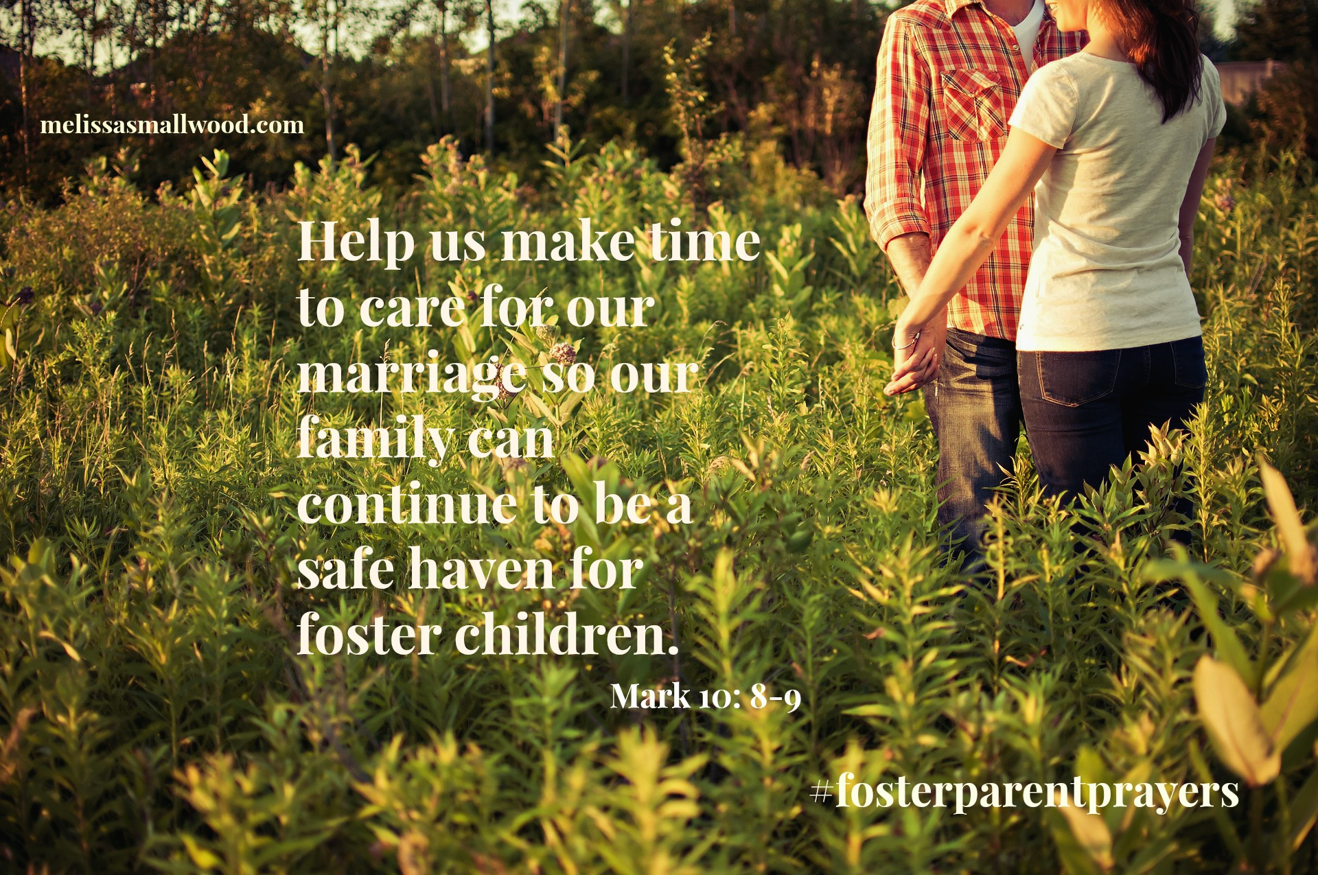 Foster Parent Prayers May 16